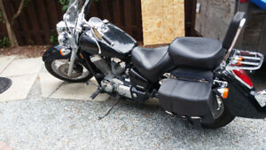 2006 750cc Honda Shadow for trade or sale