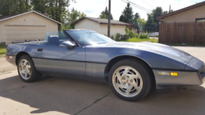 1990 CORVETTE CONVERTIBLE FOR SALE