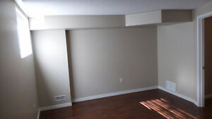 FIRST TENANT NEEDED IN ONE BEDROOM BASEMENT APARTMENT