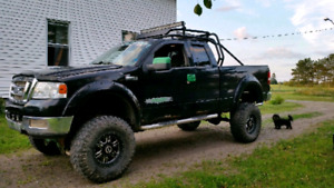 F150 12in lift on 37s