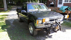 1997 Chevrolet C/K Pickup 1500 Reg Cab Short Box WT Pickup Truck