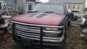 TWO 4DR DUALLY 3500 Pickup Trucks (PRICE IS FOR BOTH)