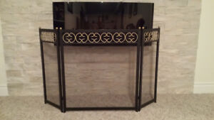 Fireplace Safety Screen - Excellent condition