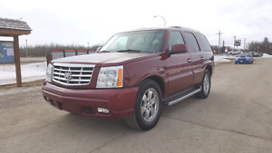 2006 Cadillac Escalade AWD SAFTIED