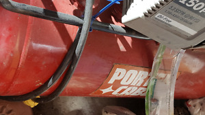 compresser porter cable