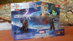 Disney Infinity Guardians of the Galaxy Playset (Hard to Find)