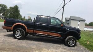Ford Super Duty F-250 HARLEY DAVIDSON 2008