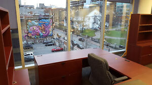 2,245 SF | Downtown | Class A | Office Space for Sublet