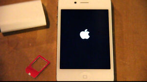 Mint condition 4s iPhone white