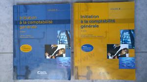 Initiation à la comptabilité générale 2 Volumes - Larson, Jensen