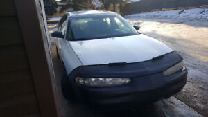 2002 Olds Intrigue; Needs work