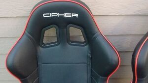 Racing car seats Cipher