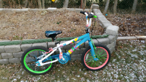 "18"" Girls Bike"