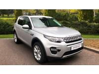2016 Land Rover Discovery Sport 2.0 TD4 180 HSE 5dr Auto + Fix Automatic Diesel