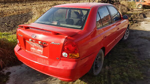 2004 Hyundai Accent Sedan London Ontario image 1