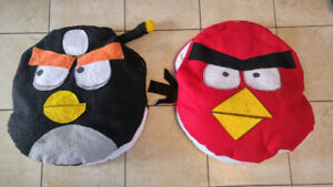 "Halloween Costumes ""Angry Birds"" Handmade and Cozy Warm"