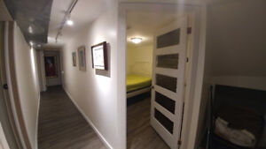 Beautiful furnished room for female in House Feb 1st
