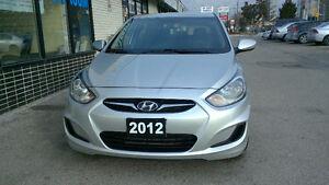 2012 Hyundai Accent GLS Hatchback ONE OWNER,CERTIFIED,WARRANTY,