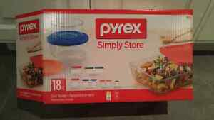 Pyrex Set-Brand NEW