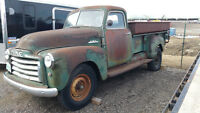 1950 GMC 1 ton - alot of the work is already done