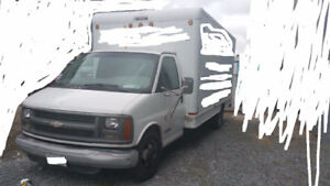 1998 whiteChevrolet chevy express G3500
