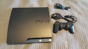 PS3 BUNDLE WITH GAMES