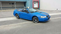 2000 Ford Mustang Decapotable-145km-Mags 18po-Manuelle *NÉGO*