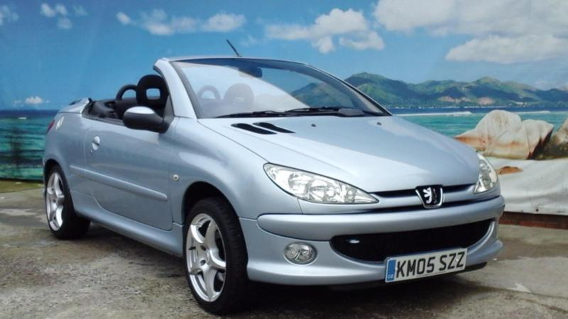 2005 peugeot 206 sport coupe cabriolet convertible petrol in cwmbran torfaen gumtree. Black Bedroom Furniture Sets. Home Design Ideas