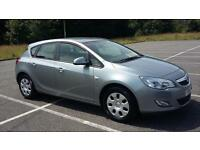 VAUXHALL ASTRA 1.7 CDTI 2 OWNER FULL SERVICE HISTORY