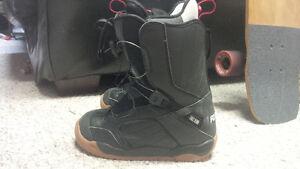Forum Snowboard Boots Kitchener / Waterloo Kitchener Area image 3