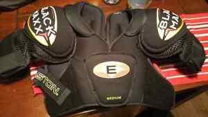 Easton shoulder pads