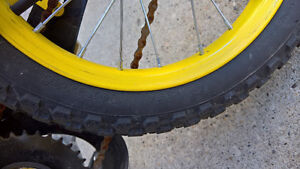 "Supercycle Boy 14"" wheels with shocks Strathcona County Edmonton Area image 3"