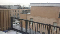 Bright and spacious 2+1 +rooftop terrace -- Lansdowne/Davenport