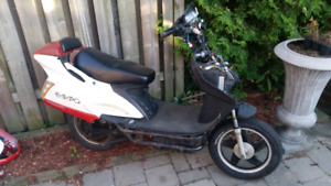Ebike for parts of fix up 150obo