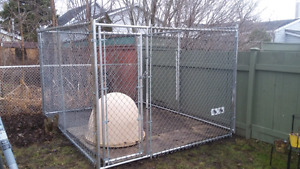 Kennels for sale 10 x10 x5h or 6h. $600 &up