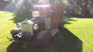 Godfredson Rat Rod
