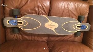Loaded dervish longboard $200.00