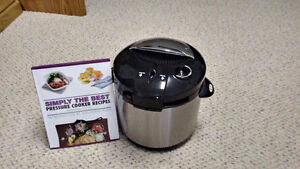 Wolfgang Electric Pressure Cooker