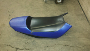 Yamaha RX1 seat