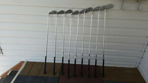 Ping Zing 2 Golf Club Set (3 - SW) Edmonton Edmonton Area image 3