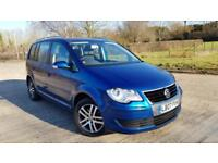 2007 Volkswagen Touran MPV Facelift 2.0 TDI SE DSG 1 Owner From New 7 Seater
