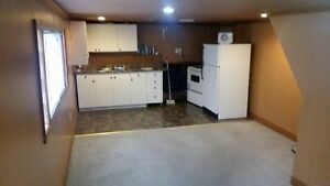 Separate Entrance 1 Bedroom Suite , Sw hill, Empty