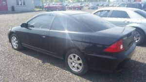 2004 Honda Civic Coupe (2 door) GREAT CONDITION!