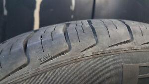 j'ai des pneu 15p 195/65/15 neuf Goodyear et Michelin