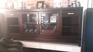 66 inch TV stereo stand 500 firm