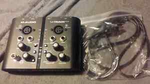 BRAND NEW M-Audio M-Track  $150