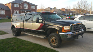 2000 Ford F-350 7.3  Dually