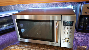GE Microwave Browning Oven