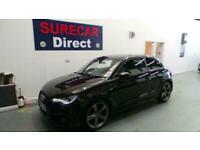 Audi A1 1.4 TFSI Black Edition S Tronic 3dr ** Ltd Black Edition !! ** 2012 **