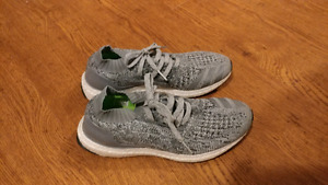 Brand New Adidas Ultra Boost Uncaged - Grey (size 8.5)